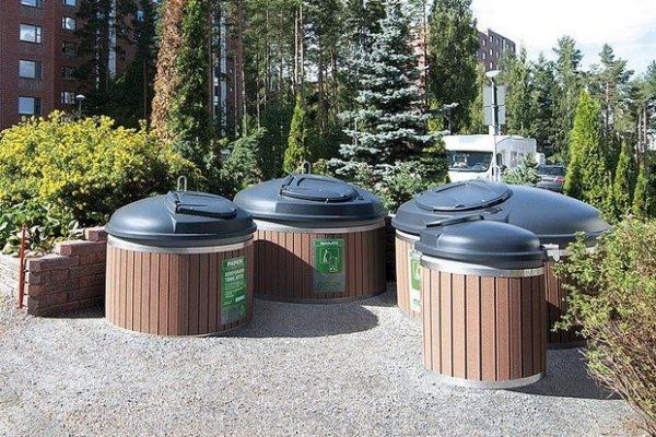 NordRen AS - Vask og vedlikehold av avfallsbrønnr - Vask av avfallsbrønner 4